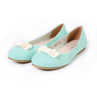 """Baby Day"" playful idyllic small fresh / adult models cute doll shoes princess shoes children green lake paternity shoes"