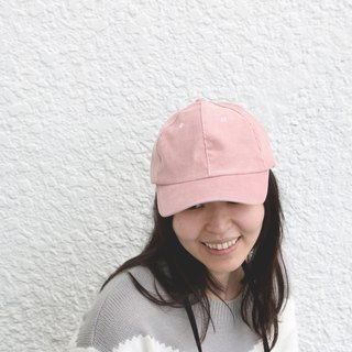 MaryWil Baseball Caps-Pink