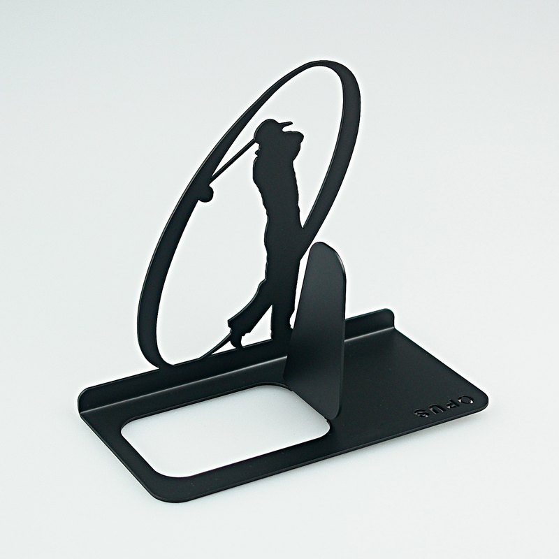 [OPUS Dongqi Metalworking] European style wrought iron bookends/creative bookshelves/metal book holders/Father's Day gift