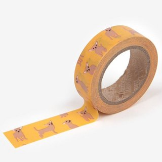 Dailylike-Single roll of paper tape 31-Chihuahua, E2D20684
