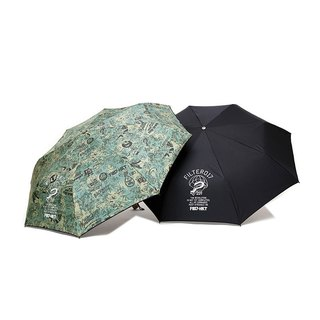 Filter017 Dazzle Shield Folding Umbrella Collection - HKT CAMO  獵殺小隊迷彩折疊晴雨傘