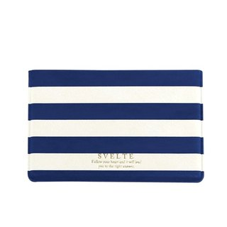 [Japanese] Svelte LABCLIP Series Pass case documents folder / Blue