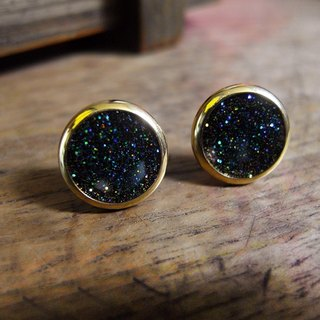 Time Travel【vintage handmade earrings :Brilliant】