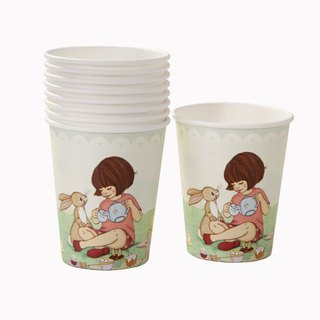 """Belle & wave § cups"" Britain Talking Tables Party Supplies"