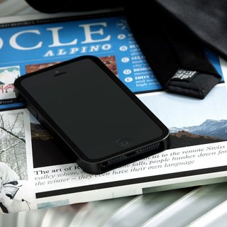 Just Mobile  AluFrame精緻鋁框iPhone5/5s黑色