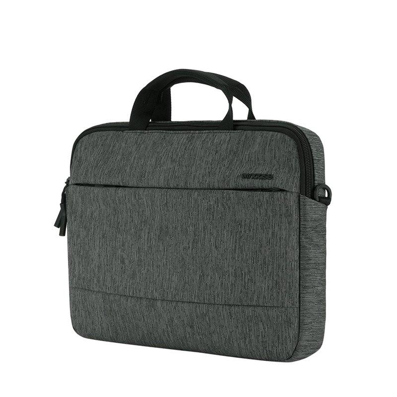 Incase City Brief 13 Inch Stylish Urban Portable Laptop Bag Ash