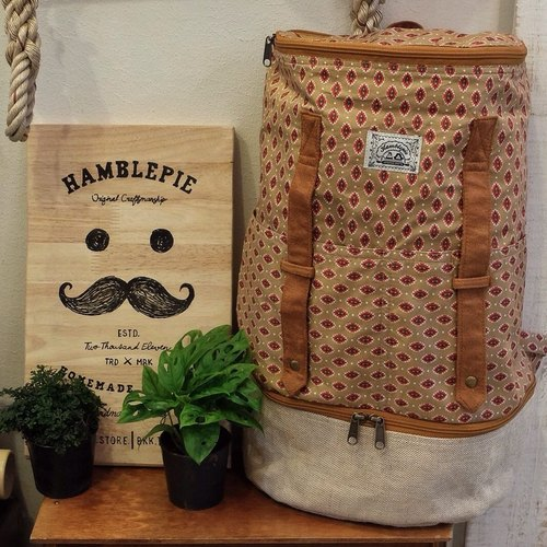 <Hamblepie> A Zipper large drums cloth NO.185