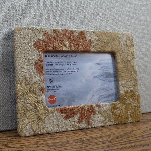 Chrysanthemum Photo Frame for 4x6 (10 x 15cm) Top Photo Frame