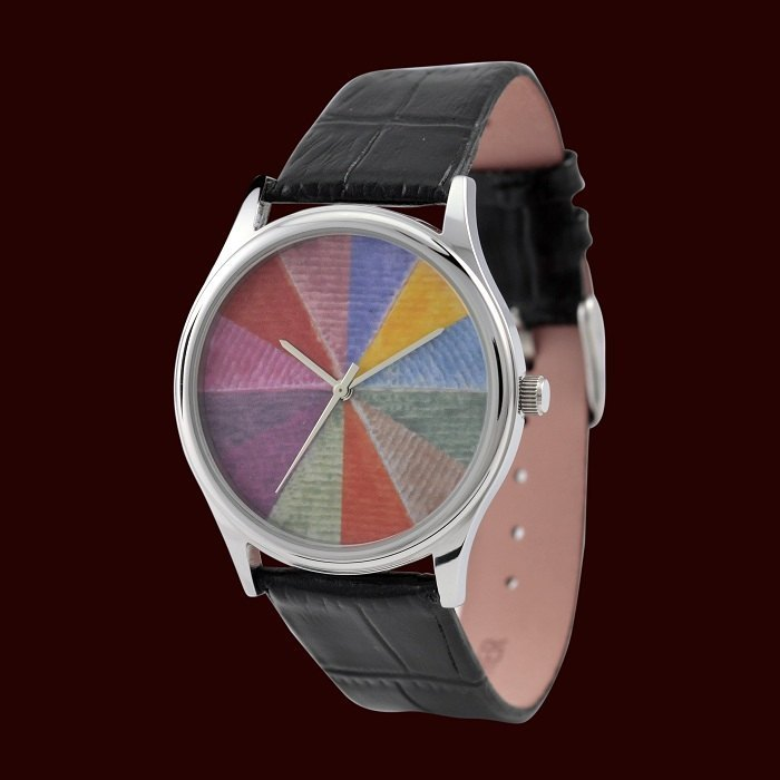 Colorful Drawing Watch (12 share)
