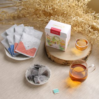 Black tea Bundles | Packed into 8 (4 tea) triangle teabag tea] [HERDOR