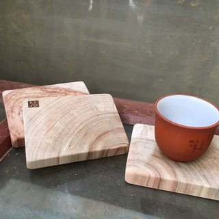 Wood for camphor coasters - basic models