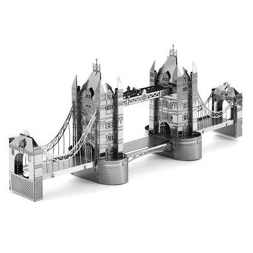 Micro model Metal Series TMN-15 Tower Bridge