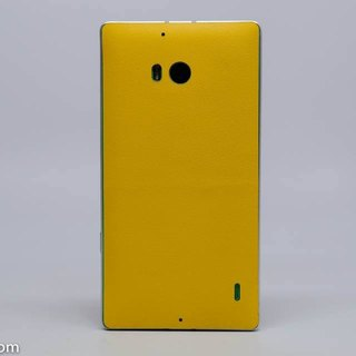 Nokia Lumia 930 leather back cover protector