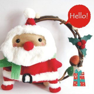 """Balloon"" Christmas Limited key sets - Santa Claus"