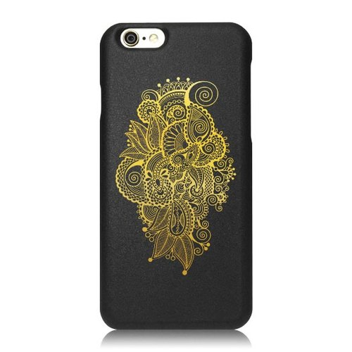 iPhone 6 / 6S Christmas [Enneagram Studies, 3D totem -A, type III +] Patent money card phone shell, affectionate love boutique design