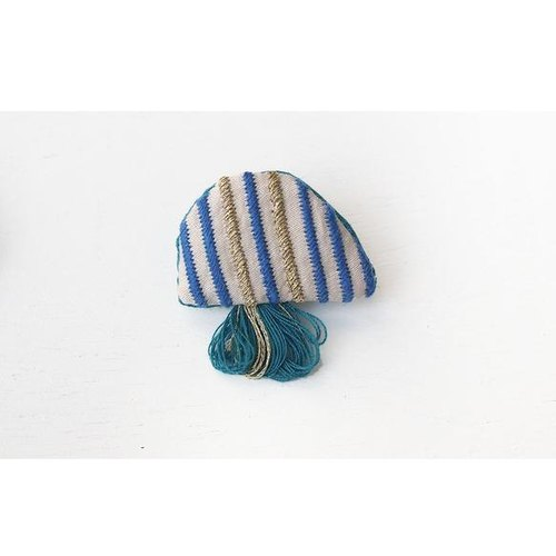 Jellyfish brooch 016 [MTO]