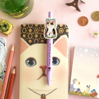 Jetoy, Choo Choo sweet cat doll pen _Secret night (J1404502)