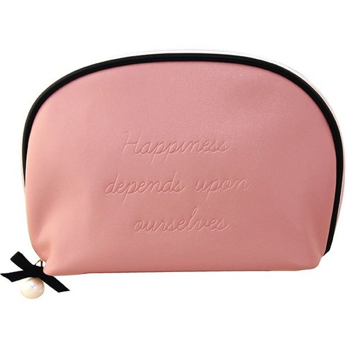 [Japanese] Flavie LABCLIP Series Multifunction Pouch (zipper) / pink