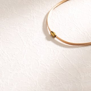 Charlene💕 traction bracelet 💕 - jewelry size S, M, this page S + temperament gold thin line, number SYM16