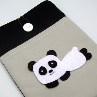 iPad Mini Cover / Case homemade tablet computer bags, cloth cover, cloth (which can be tailored) - Panda