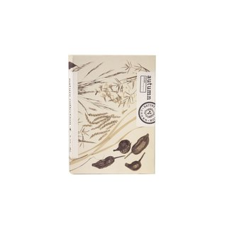 Nine mountain X Wind set of natural collections limited series (autumn) (shallow)