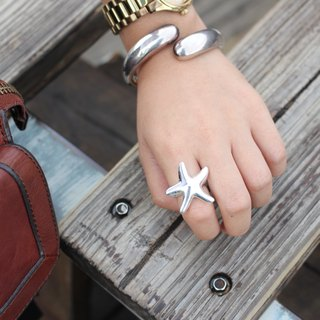 ■CHIEH-CHIEH ■ Design Silver Star Ring