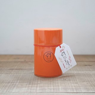 【Wolf Tea】Orange Wolf Tea Canister - Milky Oolong Black Tea