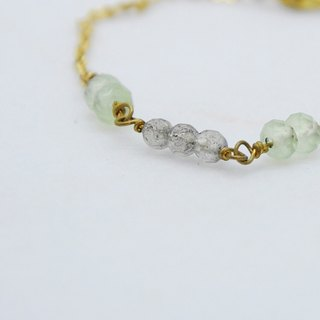 Spectrum Stone Grape Stone Bracelet (024) - Corner Villa