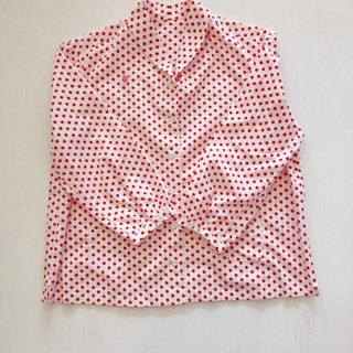 Shirt - into one of the red dot