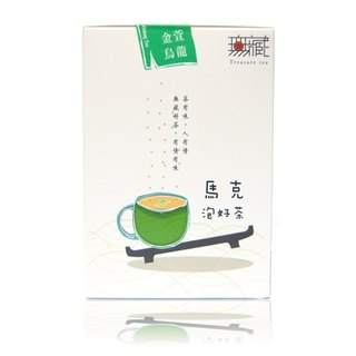 金萱ウーロン-オチャメ- 6g nitrogen-filed tea pack(1 pcs /10 pcs)