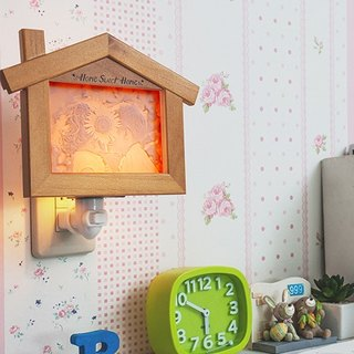 [Valentine's Choice] Night Light Photo Frame House Night Light Wedding Valentine's Day Preferred Photo Engraving