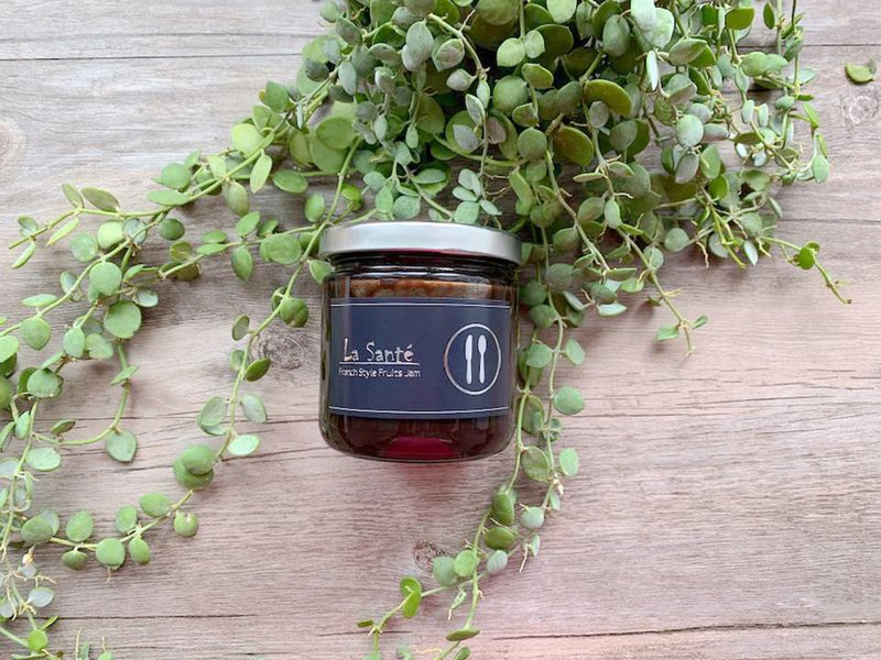 Banana Dark Chocolate Jam 250g