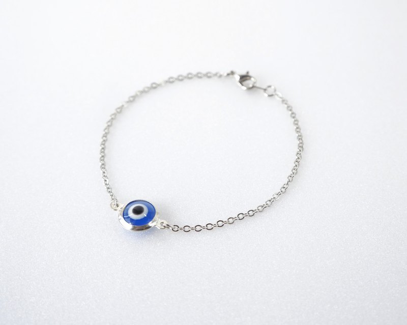 Evil Eye A Turkish Blue Bracelet