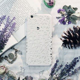 iPhone6 ​​Plus / Mobile Shell / Hard Shell / Swan Snow White / Gift / Weave