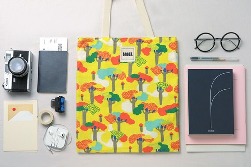 [Japan Tokyo Limited] Autumn Tree Tote