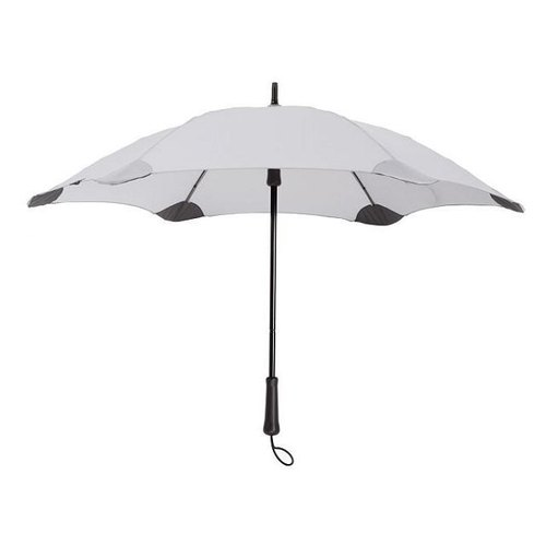 [BLUNT Paul Lent] LITE anti-strong wind straight umbrella medium - classic gray
