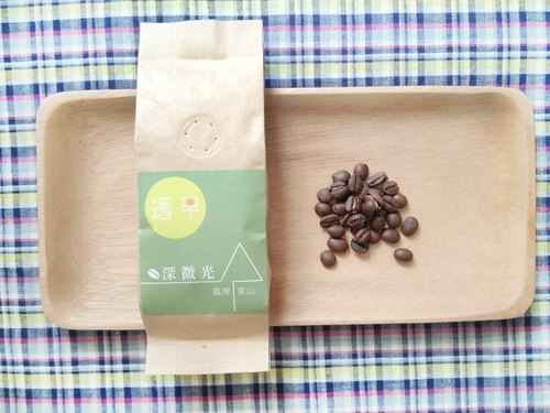 Taiwan Coffee ,Cinnamon Roast , Earthy ,1/8 -Pound Bag