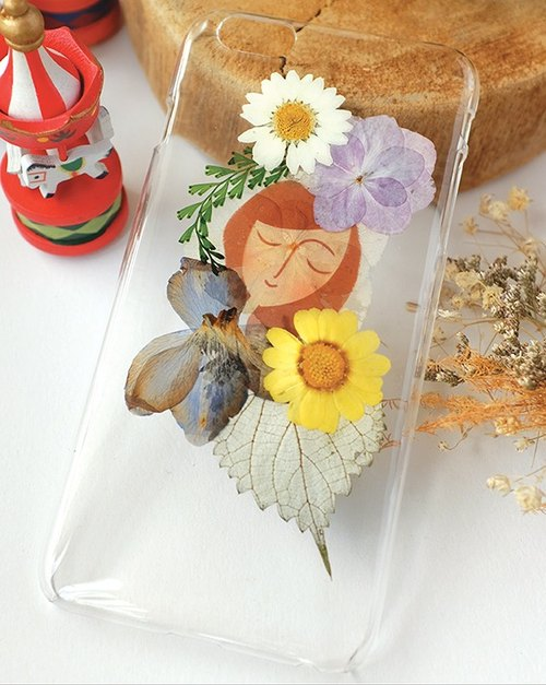 -Nymph Shine- Yahua Phone Case Series II [fairy]