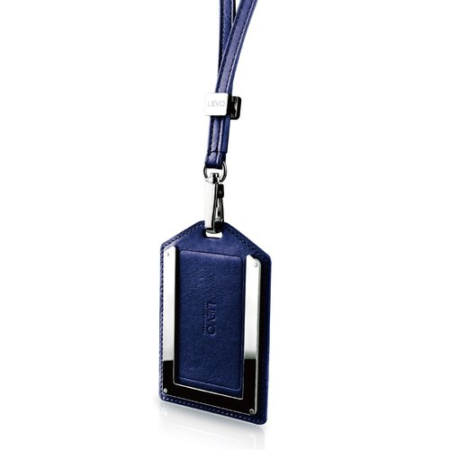[LIEVO] SHOW - induction ID holder _ Midnight Blue