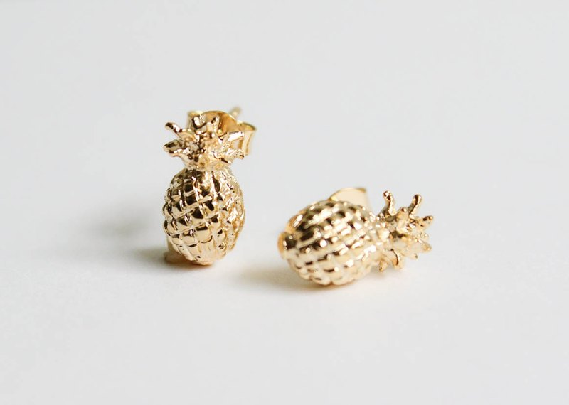 Pineapple Earring