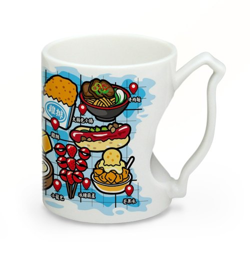 Taiwan Featured Series Mug - Taiwan taste
