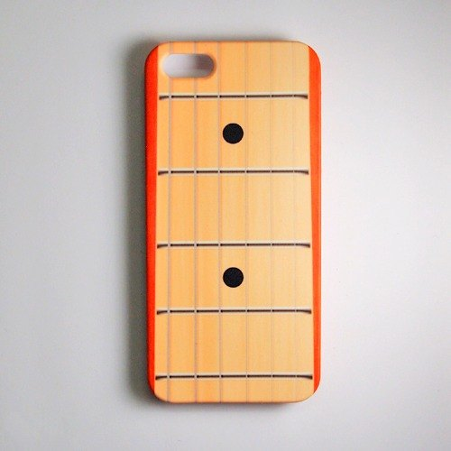 SO GEEK phone shell design brand THE GUITAR GEEK guitar carry paragraph F