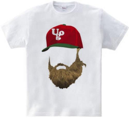 beard cap2(T-shirt 5.6oz)