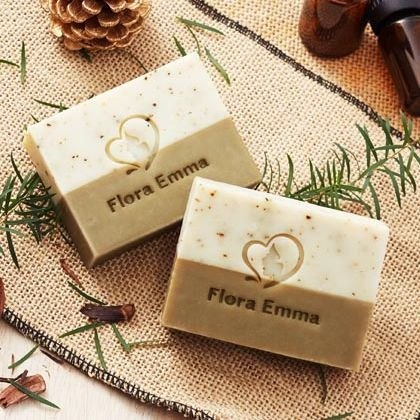 Emma Handmade Soap Expert - Forest Bath Tea Tree Cedar Soap