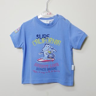 Surf Shark short sleeve T-shirt