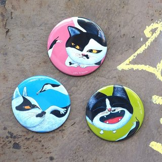 Machi cat _ magnet / bottle opener