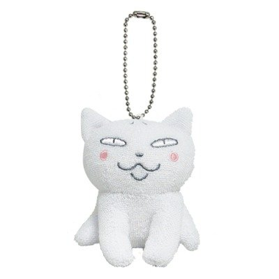 Kuruneko, Japanese Anime cartoon cat nap Soothing phone strap _Ebisubon (KK1409304)