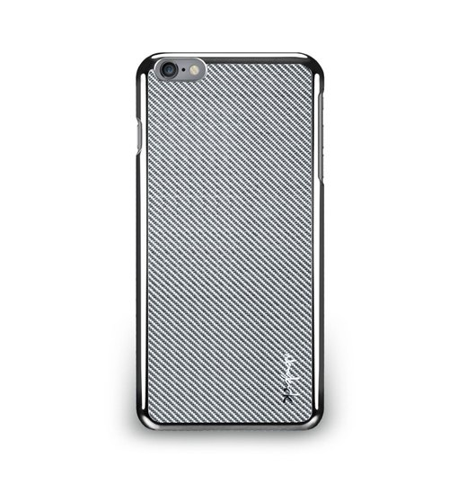 iPhone 6 Plus -The Corium Series - Rear Glass protection - Galaxy Silver