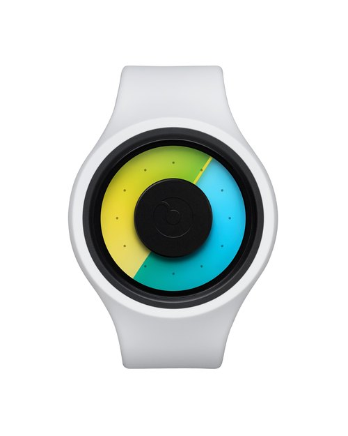 Aurora + Universe watches AURORA PLUS + (white, White)