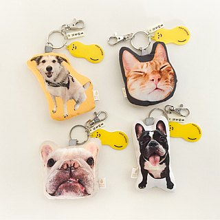 Customized / Pet Charm / Key Ring / Customized
